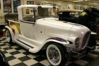 "Hot Rods You Should Know: The 1929 Ford Model A Pickup ""Ala Kart"""