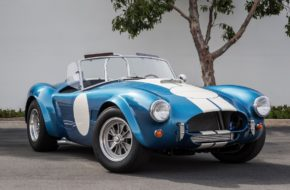 Driven: Shelby FIA Cobra Continuation Is A Rolling Wow Factor
