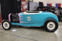 Diana Branch's Traditional Ford A/V8 Hot Rod Haunted Our Dreams
