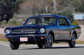 The First Serialized Mustang Hardtop Up For Auction