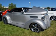 Wayne Chronister's Beautifully Built 1936 Ford Cabriolet