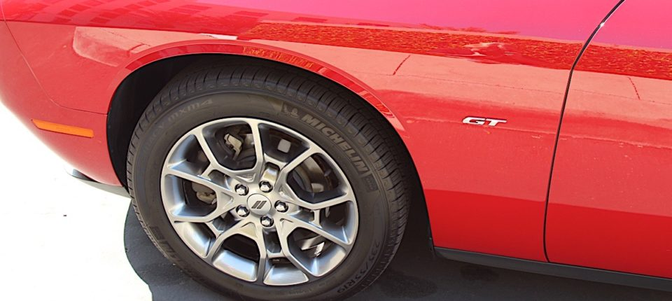 Behind The Wheel Of The AWD Dodge Challenger GT