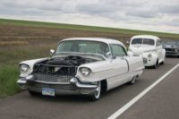 What Are You Working On? Ron Brown's 1956 Cadillac Promises