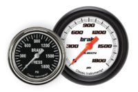 Classic Instruments Introduces New Brake Pressure Gauges