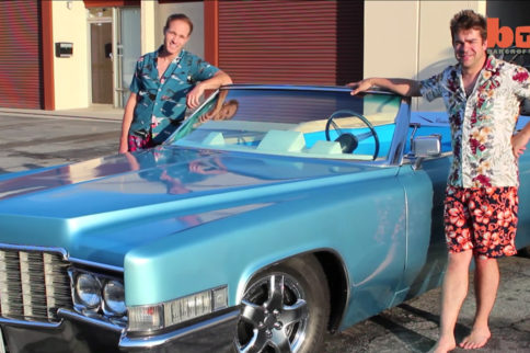 World's Fastest Hot Tub Exists In This Custom 1969 Cadillac