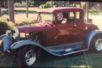Wanna Trade? Thief Replaces '32 Ford With A Ranger Truck