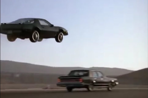 Video: Best Of Stupid Trans Am Jumps (A Few Firebirds Too)
