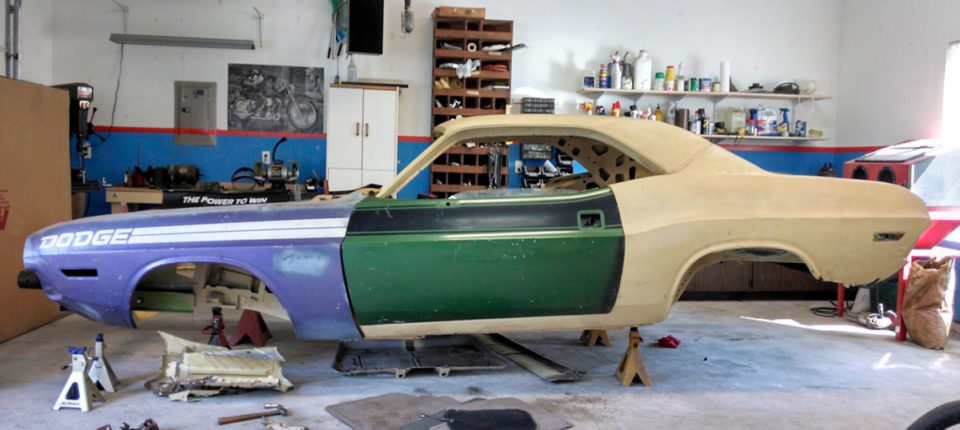 What Are You Working On: A Long Time Coming '70 Challenger T/A Build