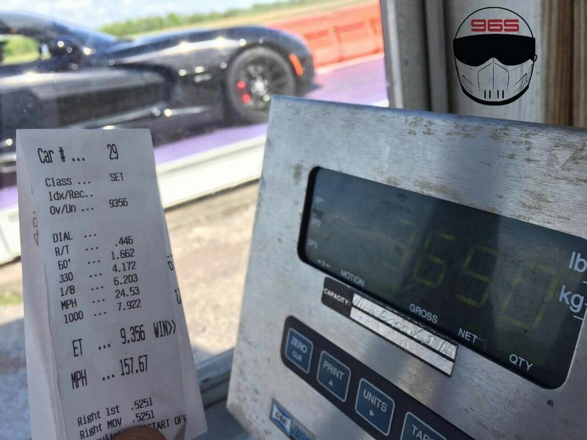 Video: Nine-Second PROSPEED Viper Sets Records In Full Street Trim!