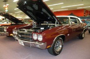 How to Get Your Kids Interested in Classic Muscle Cars