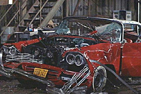 Rob's Car Movie Review: Christine (1983)