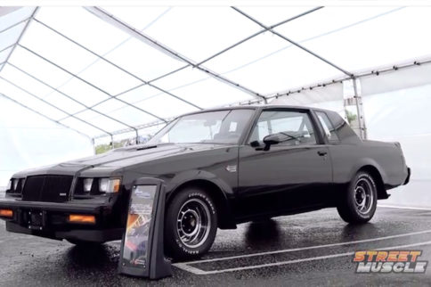 Video: Classic Industries Adds The Buick Regal To Catalog Lineup