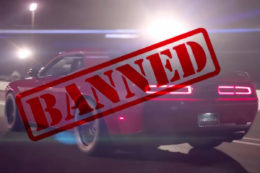 Is The SRT Demon Banned, And Why Can't Dodge Make It NHRA Legal?