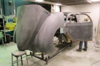 Race Star Wheels And American Gasser Are Building A '41 Gasser