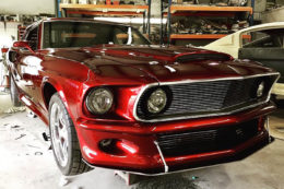Insane Coyote Swap: Matt Pfister's Cobra Jet-Flavored 1969 Mustang