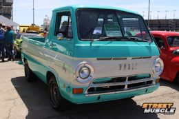 Street Feature: Gary's Clean And Subtle 1965 Dodge A100 Pickup