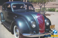Rare Cars Stolen From Collector's Warehouse In Canoga Park