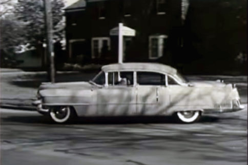 Video: Take A Trip Back To 1955 With Cadillac