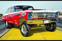 Musclecars You Should Know: Chrysler Altered Wheelbase Drag Cars