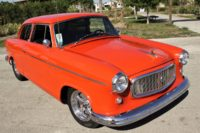 Hopped-Up American: This 1960 Rambler Makes Economy Look Good!