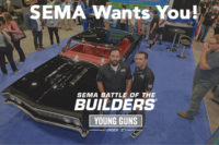 Do You Want Your Shot At Showing Off Your SEMA Build?