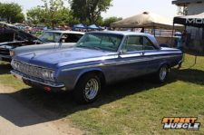 Street Feature: Jack Hickman's Show Winning 1964 Plymouth Fury