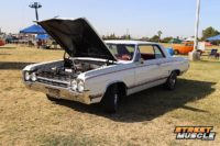 Street Feature: Dan's Jet Boat Engine-Powered Oldsmobile 442