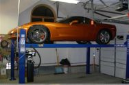 Garage Nirvana - Installing A BendPak Lift In Your Home Garage
