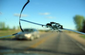What to Do When Your Windshield Gets Chipped or Cracked