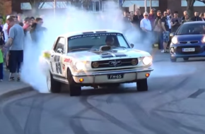 Video: Making Clouds - Finland's Musclecar Culture Hits The Streets