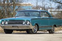 '64 R-Code 427 Super Marauder Rakes In Six Figures At Mecum Indy