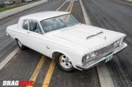 Maximum Mopar: Mike Rehl's Stunning 1963 Max Wedge Savoy