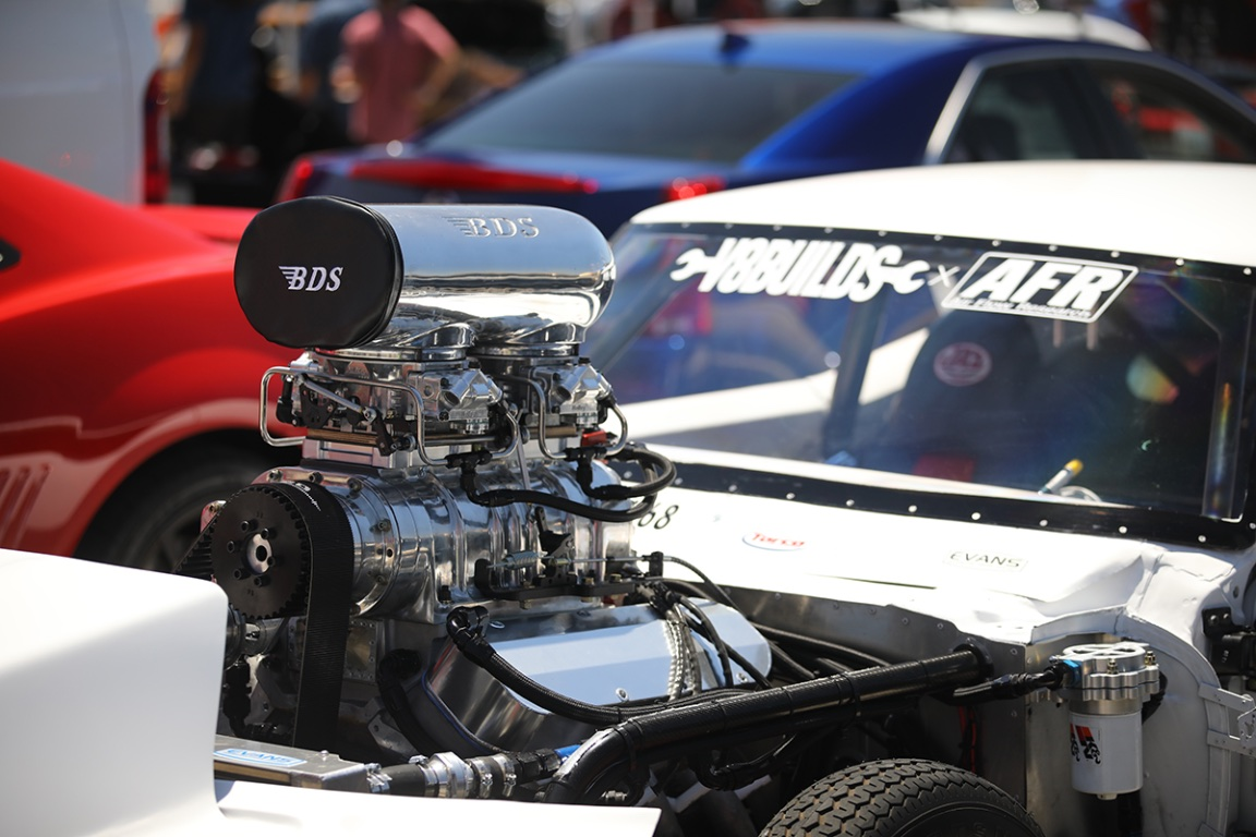 V8Builds: A Great Car Show Amongst Car Shows
