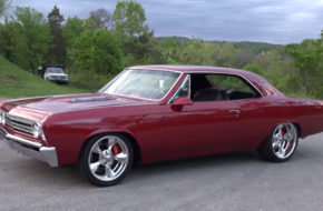 Video: A Big, Bad, LSX-powered 1967 Chevelle