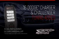 SCT Introduces 2016+ Challenger/Charger 6.2L Hellcat Tuning