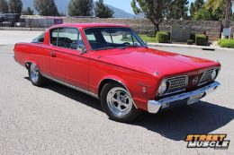 A Fish Out Of Water: Chris Parmelee's 1966 Barracuda Formula S