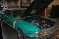 Power Profile: New Zealand's Bob King Imported His Dream Mustang