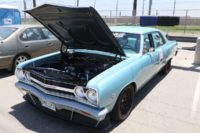 NMCA West/Hotchkis Autocross Hosts Around 70 Cars