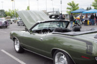Street Feature: This '70 'Cuda Convertible Is 1 Of 88
