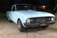 Driving Cross Country In A Coyote-Swap Ranchero