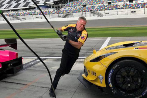 Corvette Racing Uses CrossFit To Train For 24 Hours of Le Mans