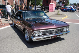 Home-Built Hero: A Hot Wheeled Hot Rod 1966 Chevelle Malibu