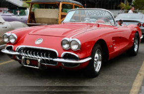 The Corvettes of Russo and Steele Newport Beach
