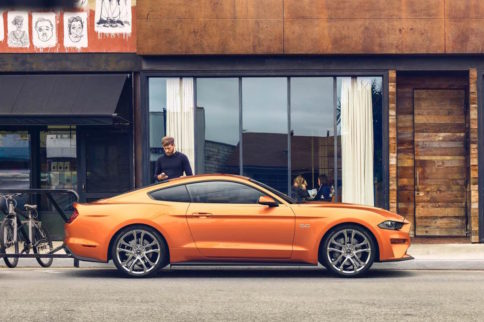 2018 Mustang Order Companion Reveals New Details