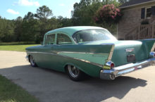 Video: LS Power And Patina Make A Perfect Combo On This '57 Chevy