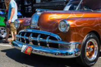 Street Feature: Chevy Power And Pontiac Style In A '51 Silver Streak