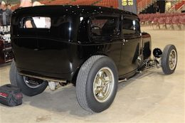Poteet's 1932 Ford Sedan Wins Street Rod Of The Year