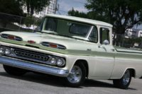 Russell Griffin's 1961 Apache Is A Modern-Day Warrior