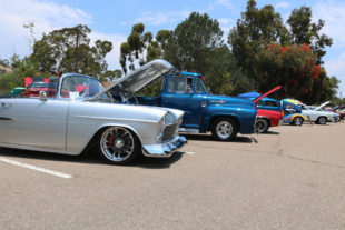 SoCal's All American Car Show: A Combination Of Service And Muscle