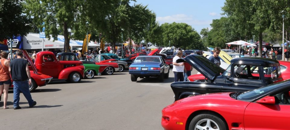 Top Muscle Cars at the Street Machine Summer Nationals